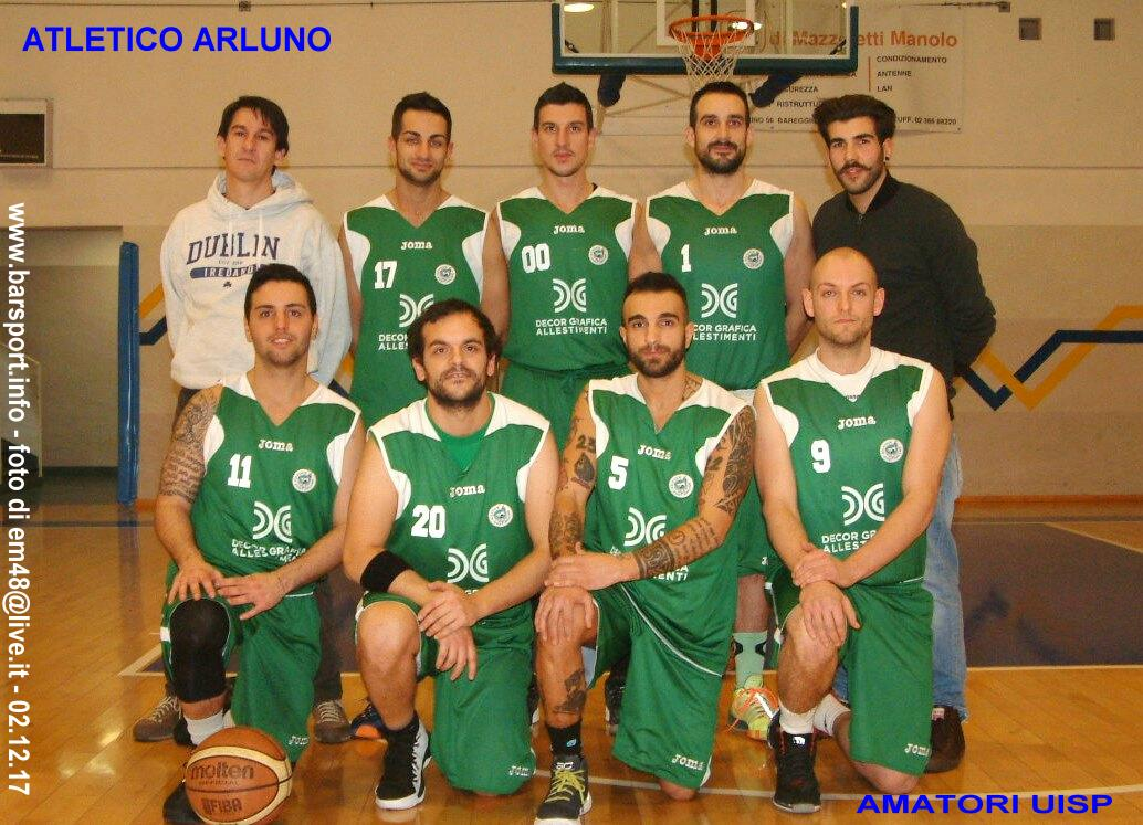Uisp Basket Milano Calendario.Basket Uisp Amatori 17 18