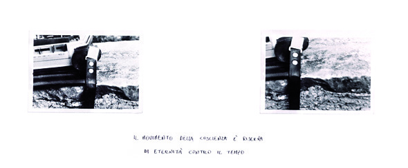 Luigi Viola, Against rthe time, 1976