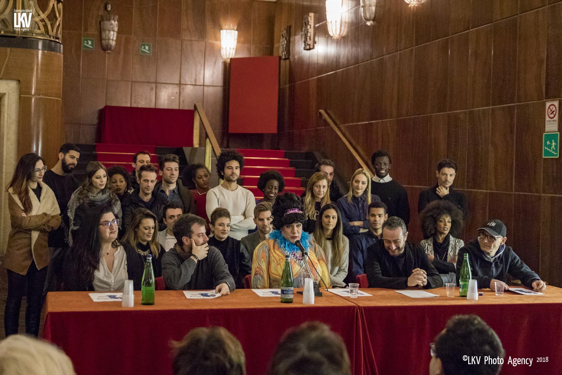 Ufficio Stampa Teatro Nuovo : In scena