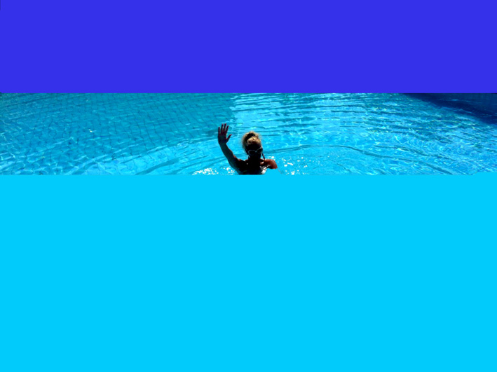 . Swimming pool corrupted pic, 2017
