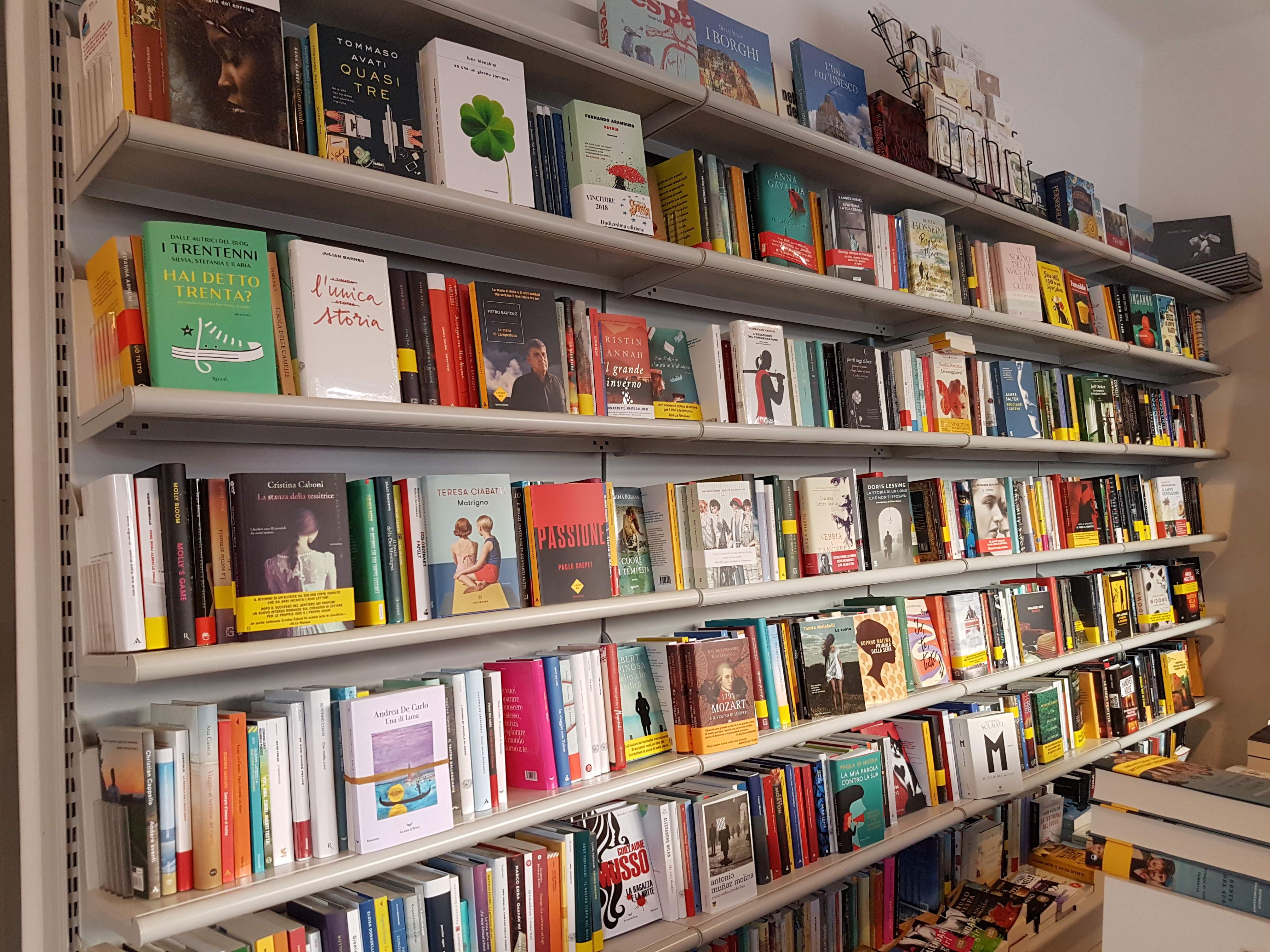 libreria orbassano