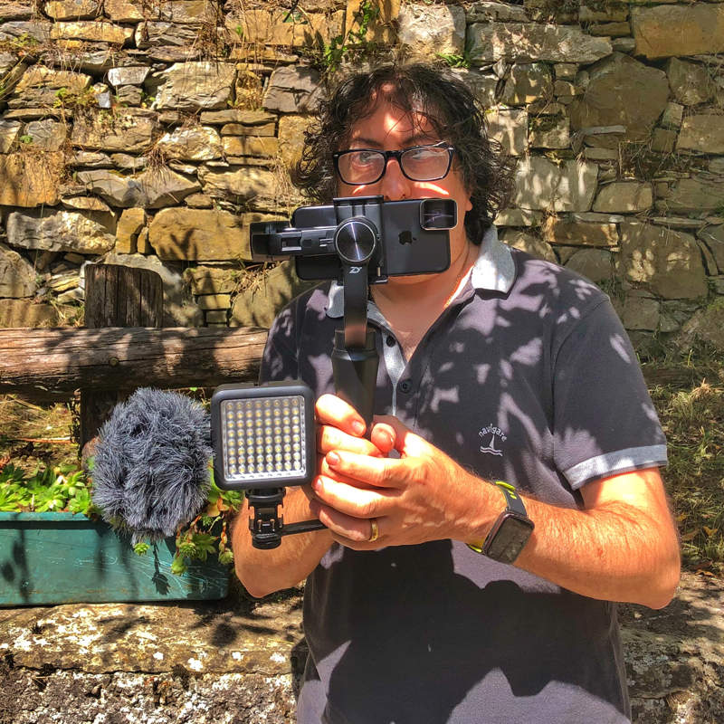 Gennaro De Filippis Video and mobile Photographer