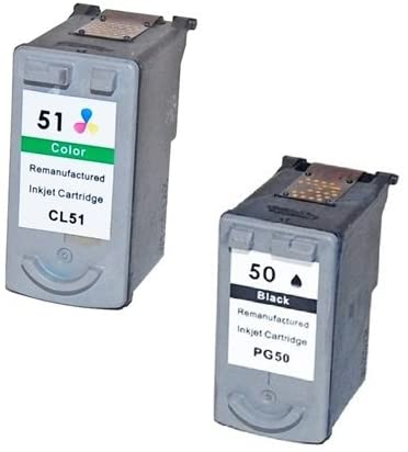 Canon Multipack PG40/PG50 + CL41/CL51 compatibili