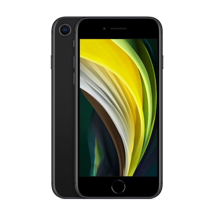 [MXVT2QL/A] APPLE iPhone SE 256GB Black
