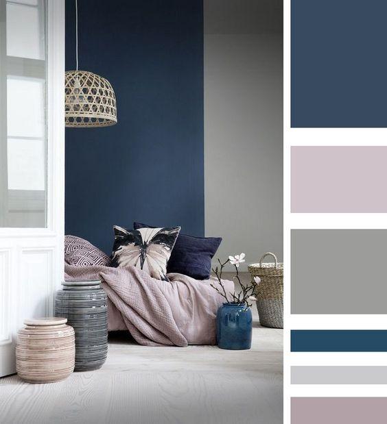 Ambienti - FOCUS Camera da letto - Palette colori
