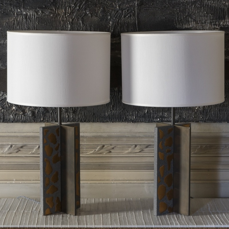 Basaltina Table Lamp