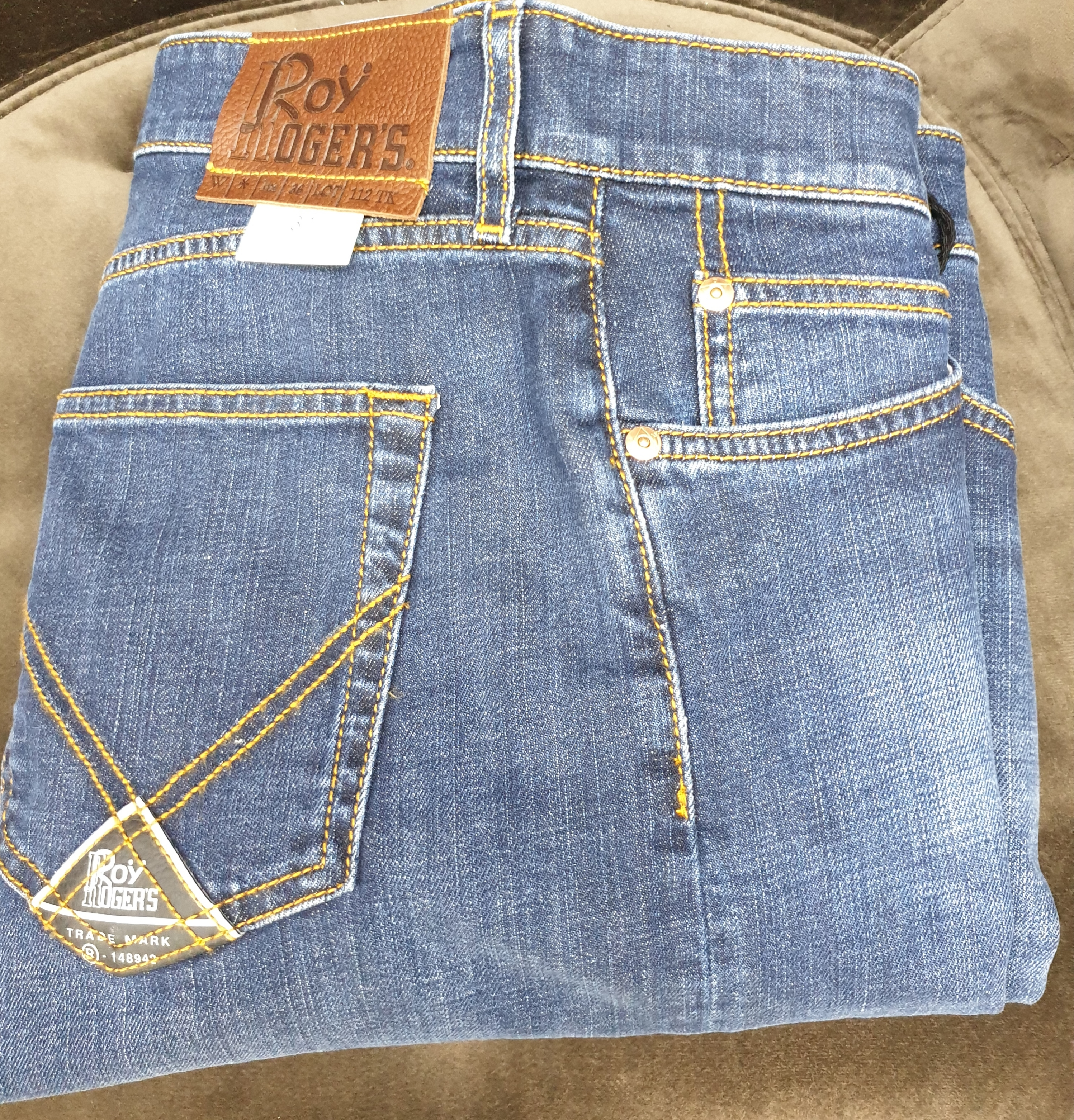 Jeans Roy Roger's 529 Pater