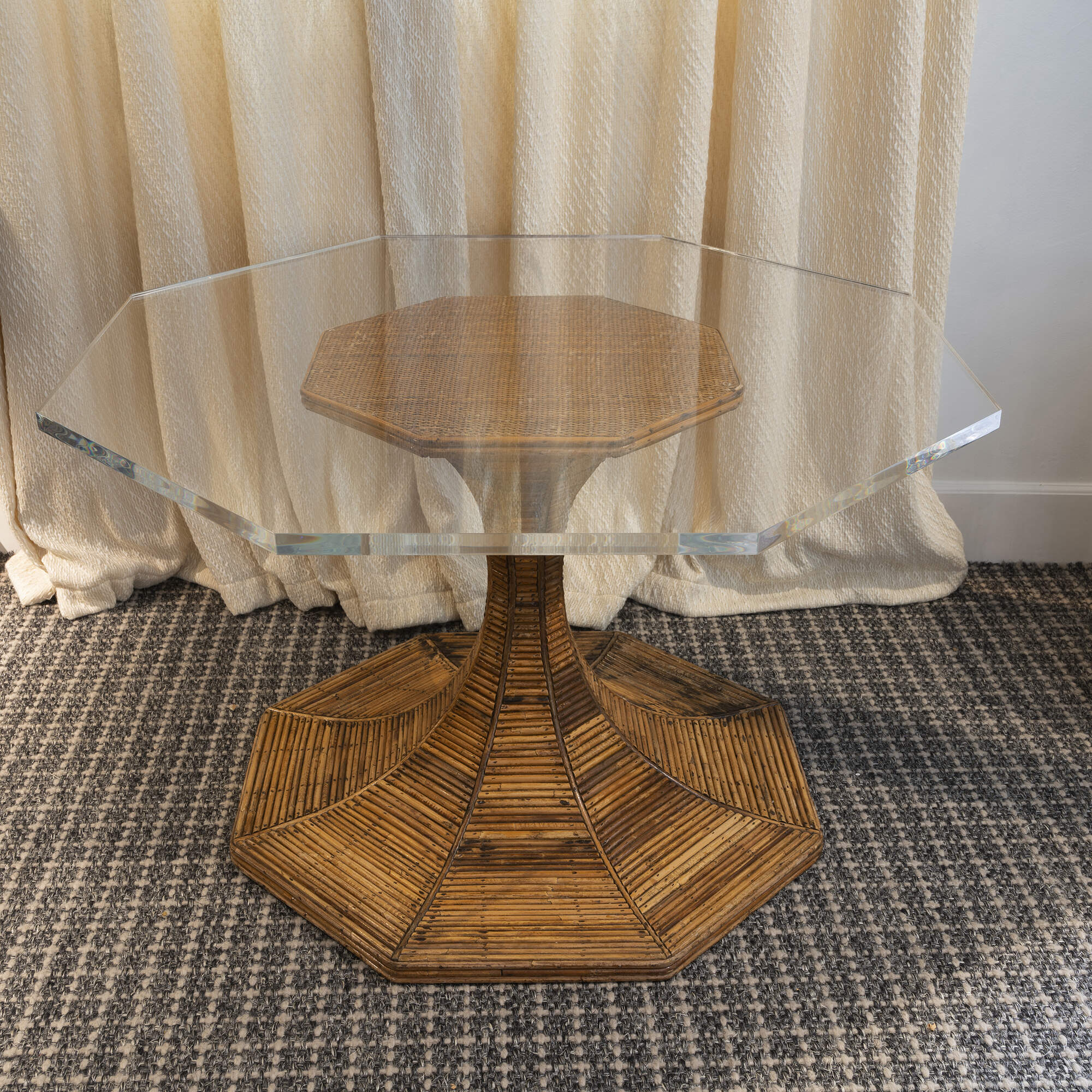 1970s Vivai del Sud Dining Table