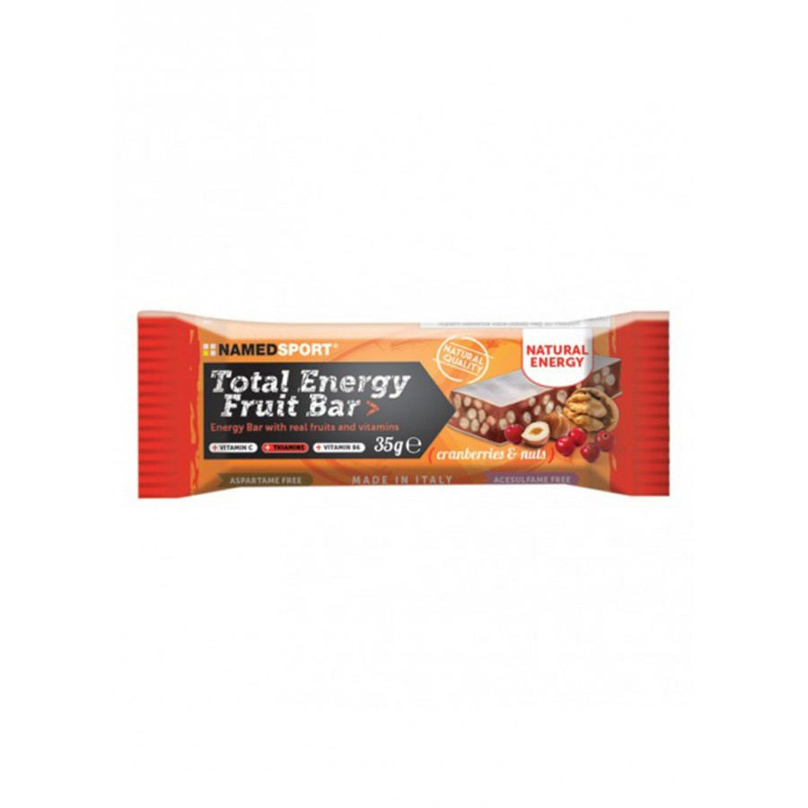 Total Energy Fruit Bar 35 g