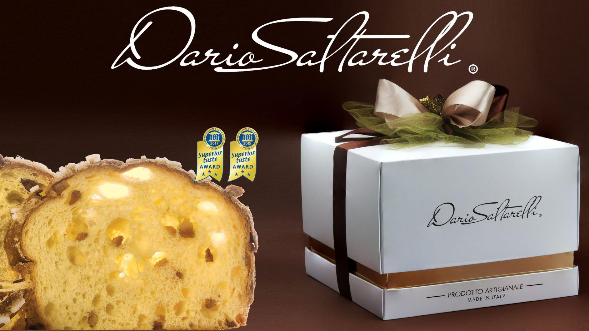 Panettone Artigianale Classico di Dario Saltarelli