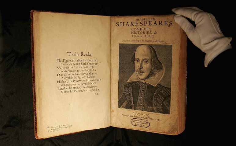 William Shakespeare, le poesie più famose