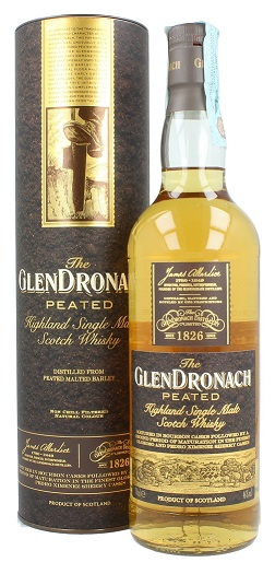 The GlenDronach Peated - 46%