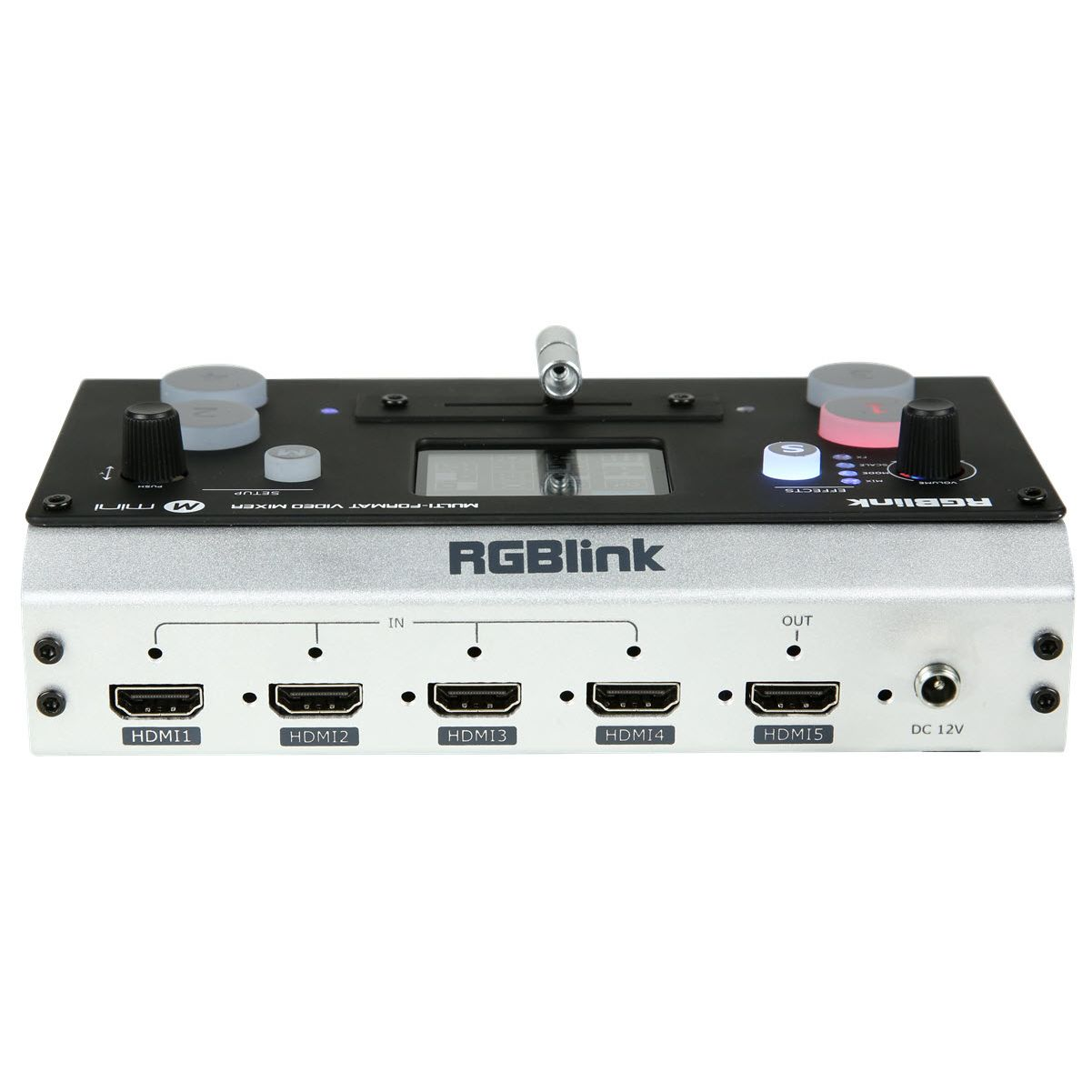 RGBLINK mini mixer video