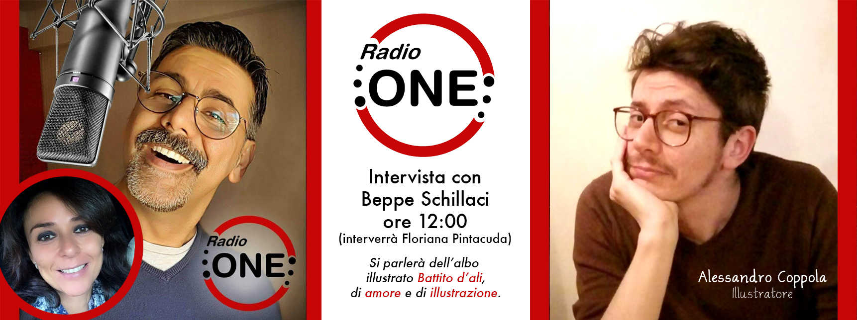 Intervista su Radio One