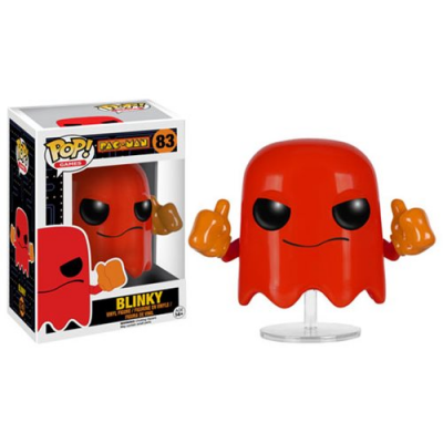 FUNKO POP PAC-MAN BLINKY #83