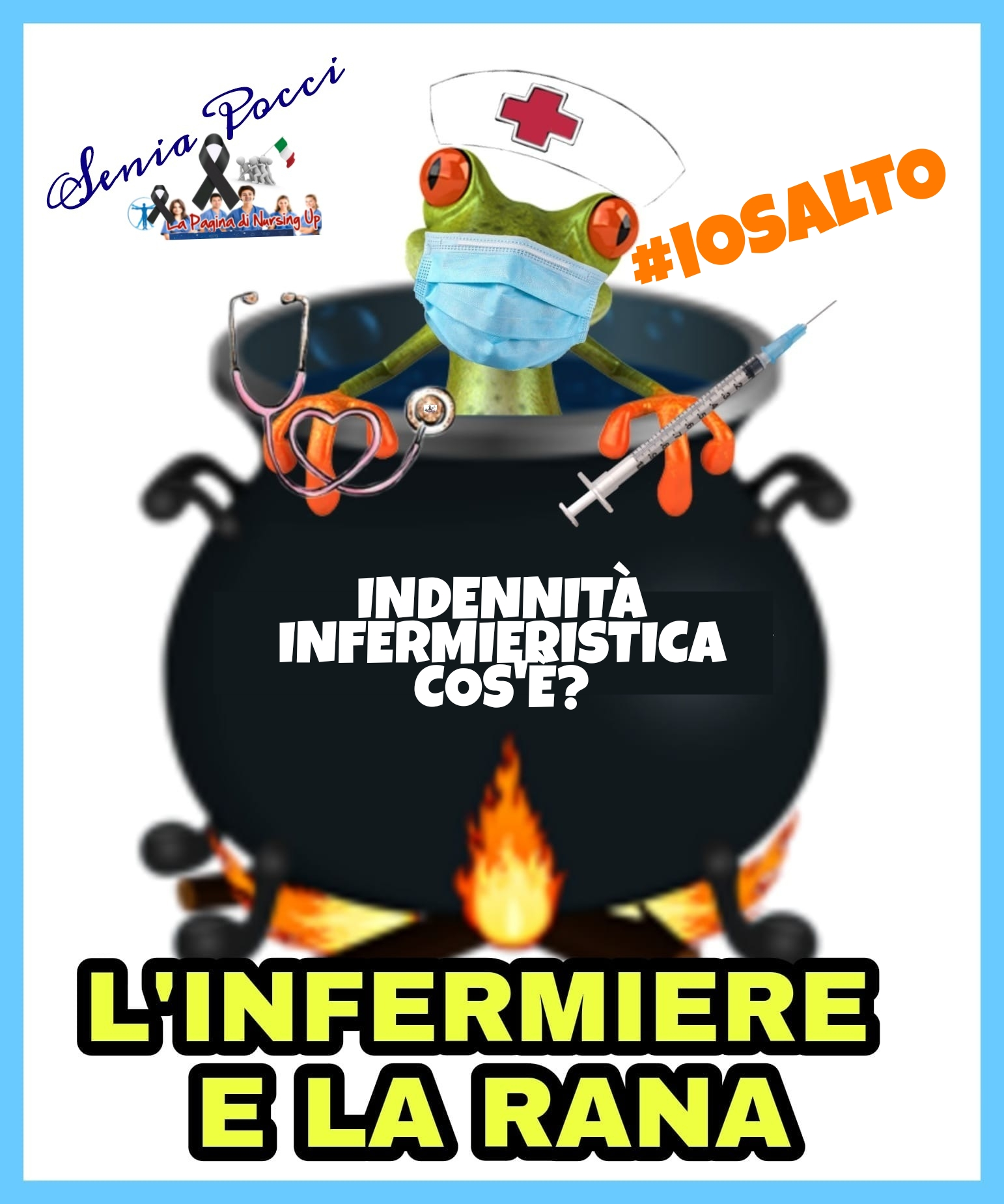 INDENNITA' INFERMIERI, MA COS'E'?