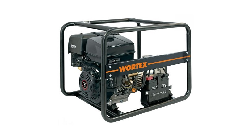 Wortex LWS6500-3E 400V 50Hz Benzina