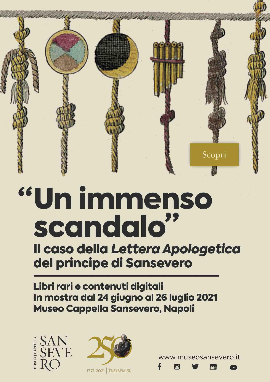 Locandina_Un immenso scandalo_Museo Cappella Sanseverojpg