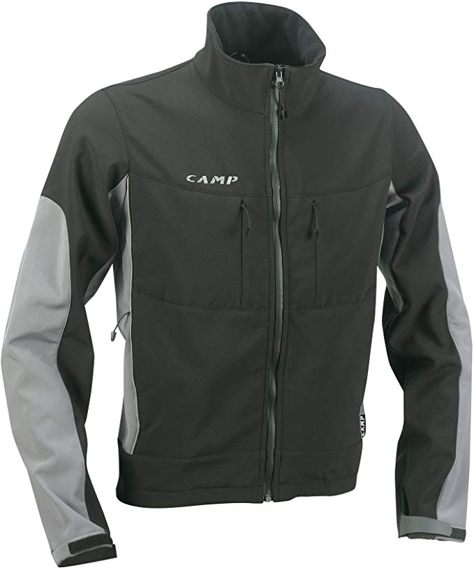 CAMP - T1 Jacket Black/Dark Gray XL