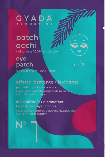 GYADA COSMETIC Patch Occhi Idratanti e Leviganti n.1 5ml