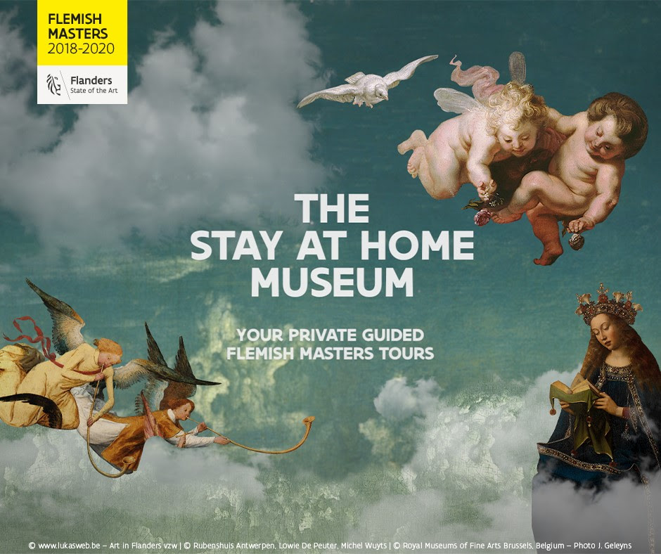 Stay at Home Museum, si parte con Van Eyck