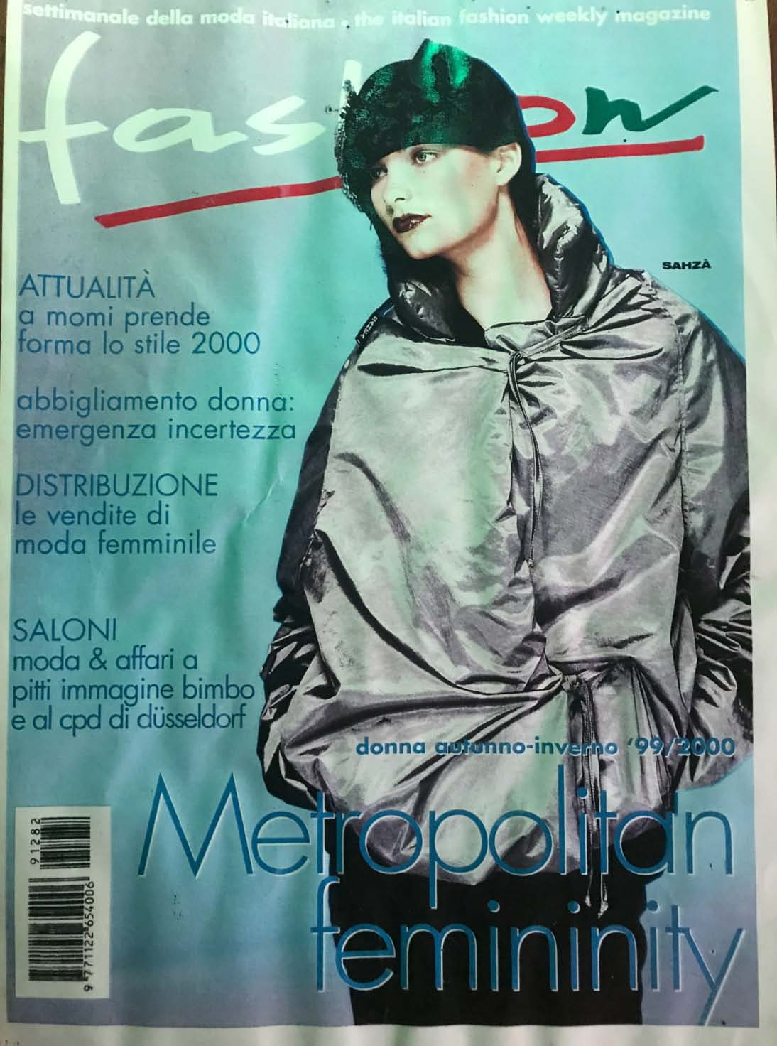 Metropolitan Femminity - Fashion Magazine, 1998