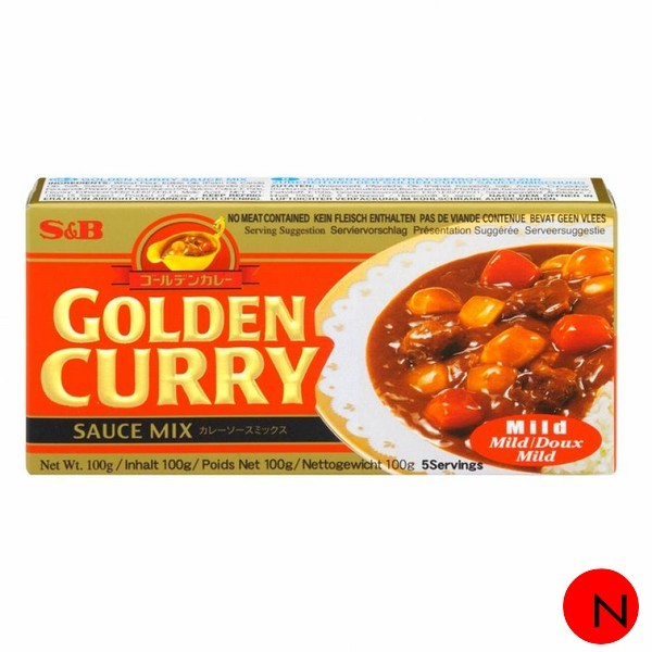 TOROKERU CURRY MILD 200G