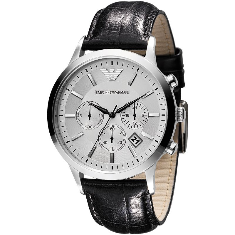 Men's Emporio Armani Chronograph Watch AR2432