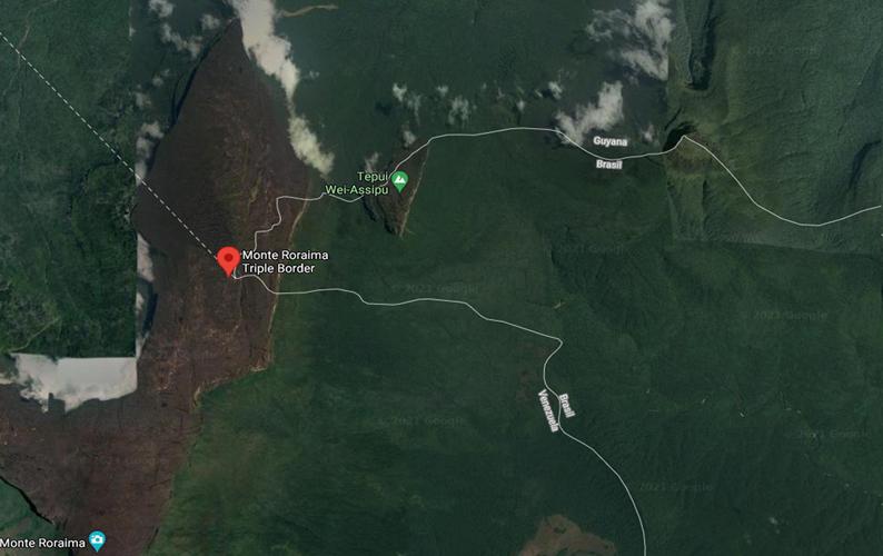 I tre confini del Roiramajpeg