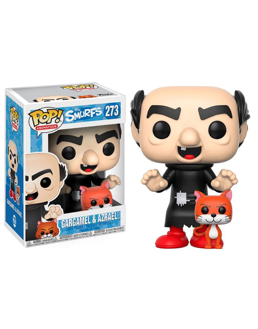 FUNKO POP GARGAMEL & AZRAEL #273 ANIMATION