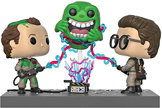 FUNKO POP BANQUET ROOM #730 GHOSTBUSTERS MOVIES
