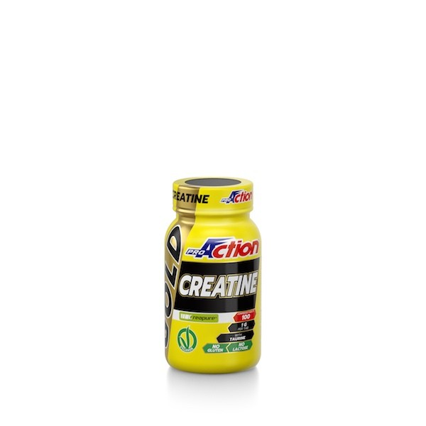 GOLD CREATINE 100CPR.