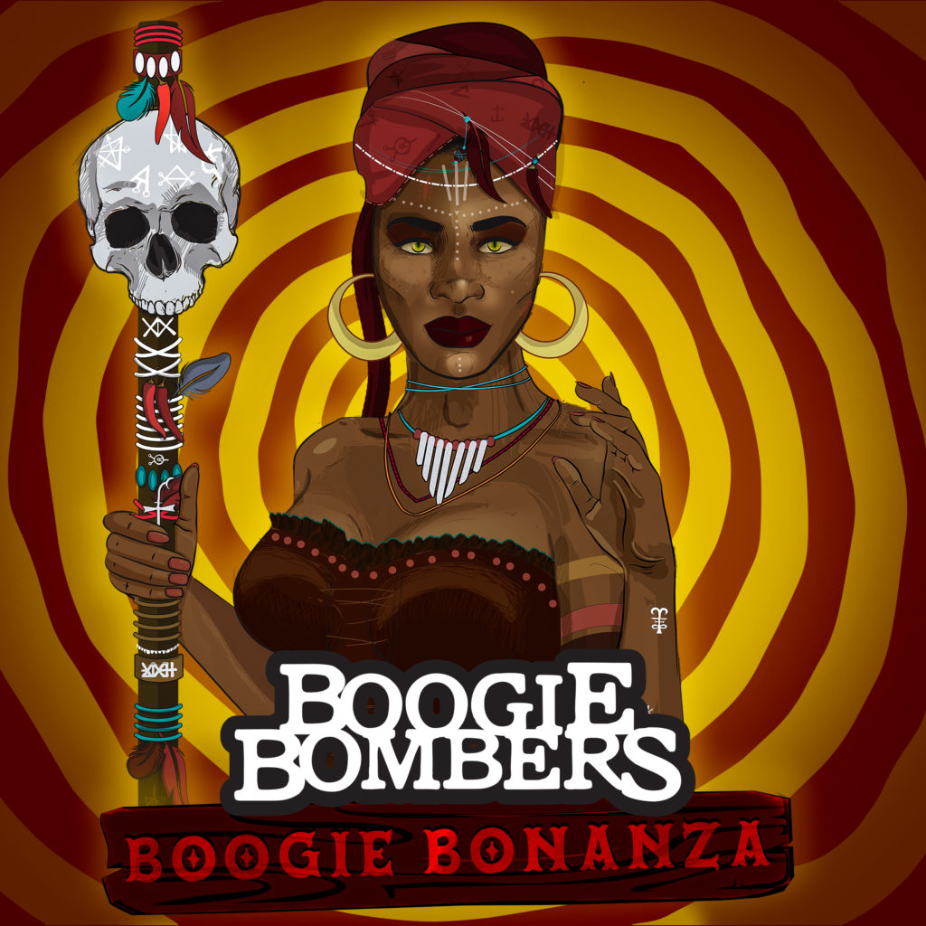 BOOGIE BOMBERS - BOOGIE BONANZA (REVIEW)