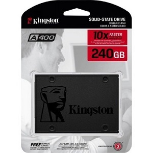 Nuovo Kingston SSD A400 S.ata3 240Gb