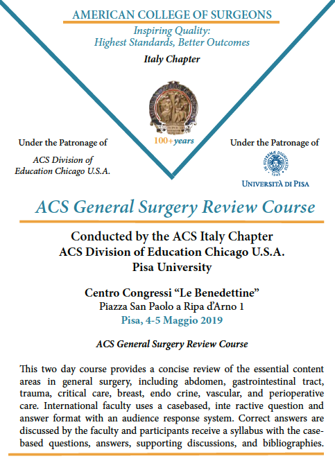 Acs surgery book chapters in quotes