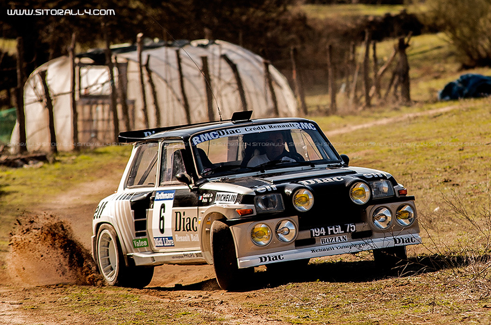 Renault Maxi 5 Turbo Chatriot, 194 FGL 75, SitoRally