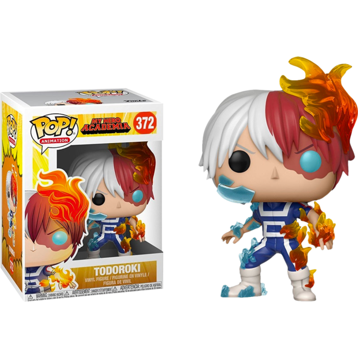 FUNKO POP TODOROKI #372 MY HERO ACADEMIA ANIMATION