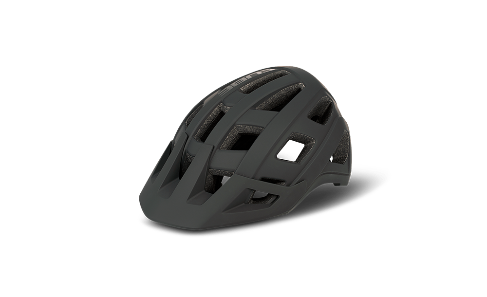 Casco CUBE BADGER black #16240