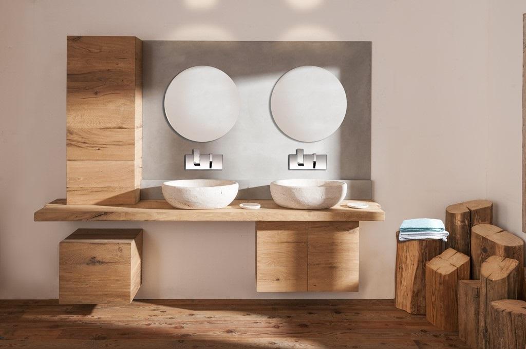 Produzione mobili in legno massello naturale su misura for Longhi arredamenti