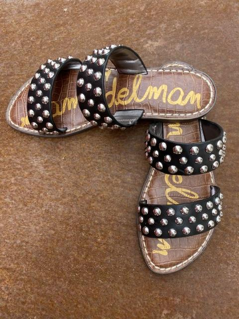 GIANETTA STUDDED SLIDE  SAM EDELMAN 2021