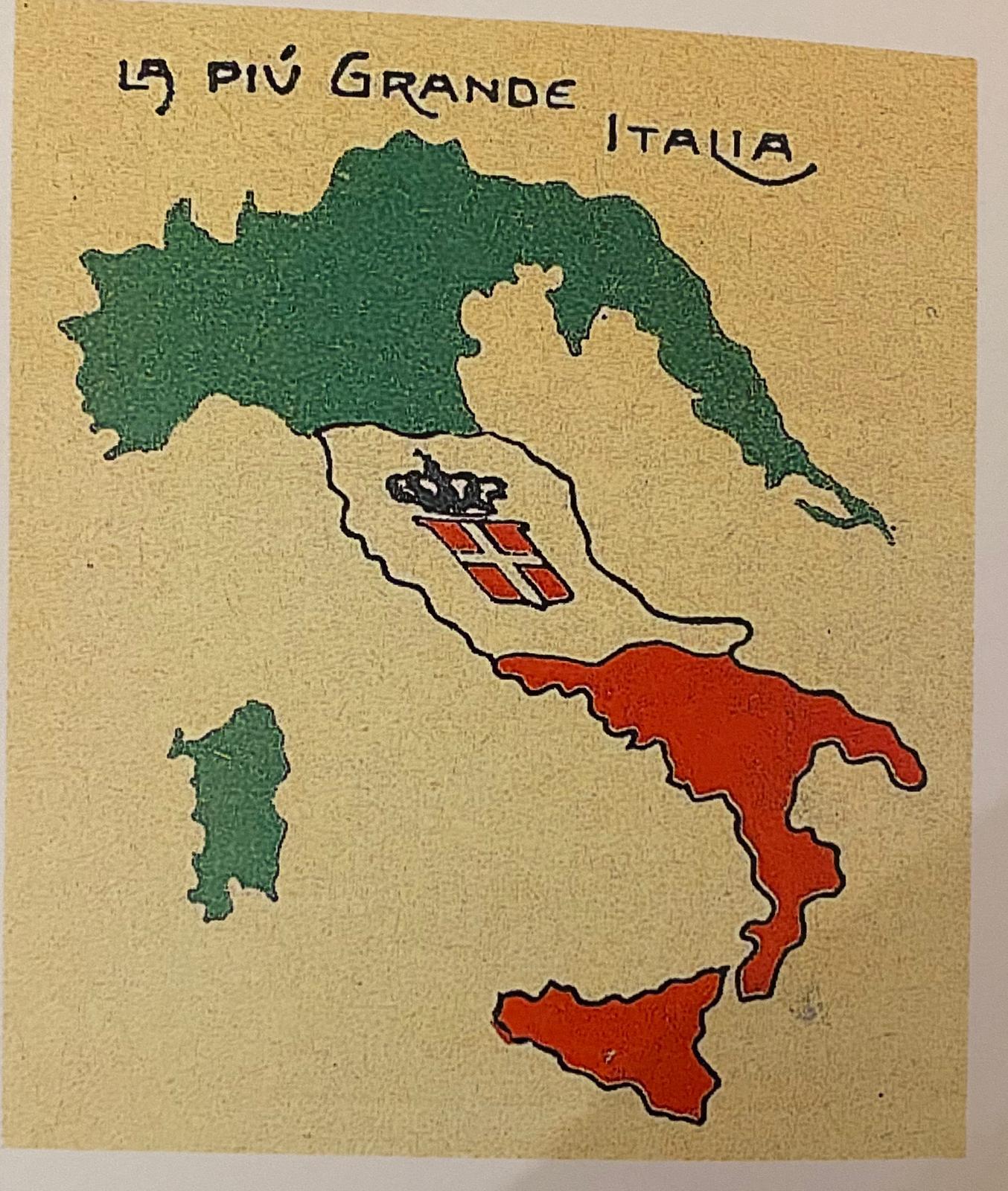 Dalmazia Italiana Cartina.La Storia Dell Associazionismo E Partitismo Monarchico Italiano Attraverso Vincenzo Vaccarella 6