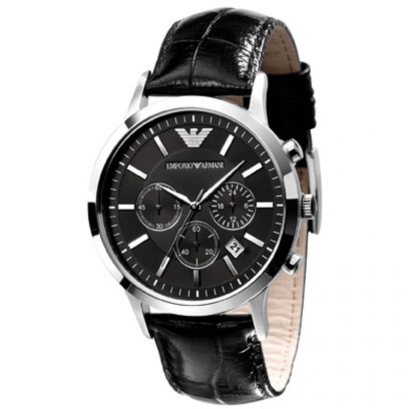 Men's Emporio Armani Chronograph Watch AR2447