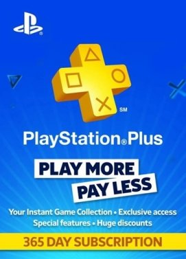 PlayStation PLUS 1 anno