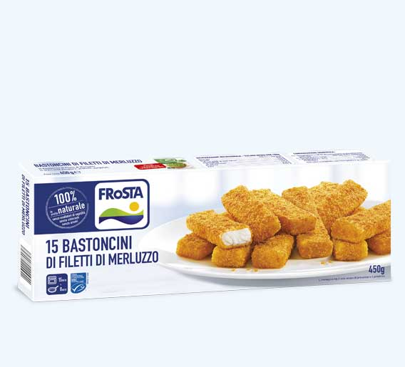 Findus e Frosta, lotta all'ultimo bastoncino.