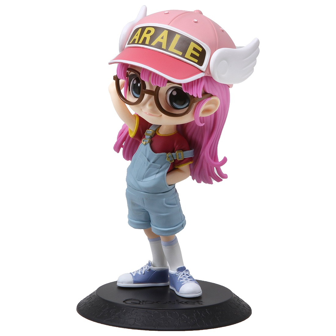 Q POSKET DR. SLUMP ARALE PINK VERSION BANPRESTO
