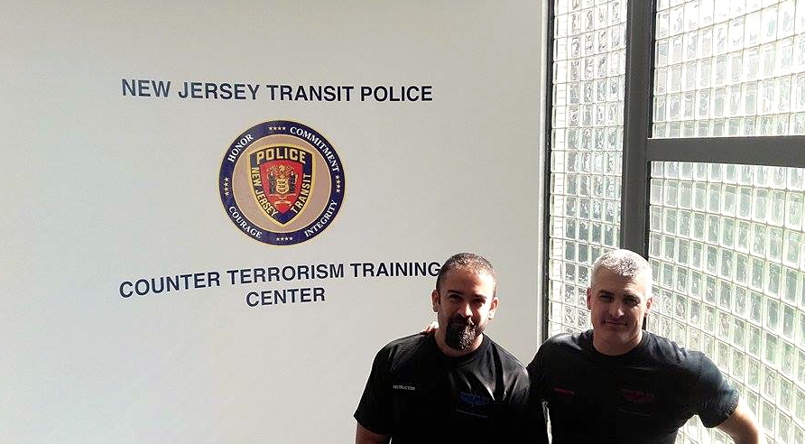 With David Kahn, Tactical Defense Instructor