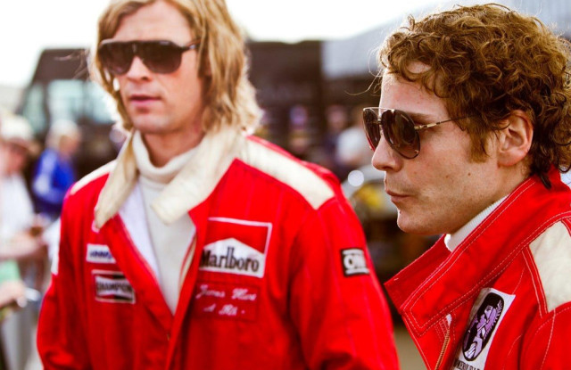 Rush, James Hunt, Niki Lauda,
