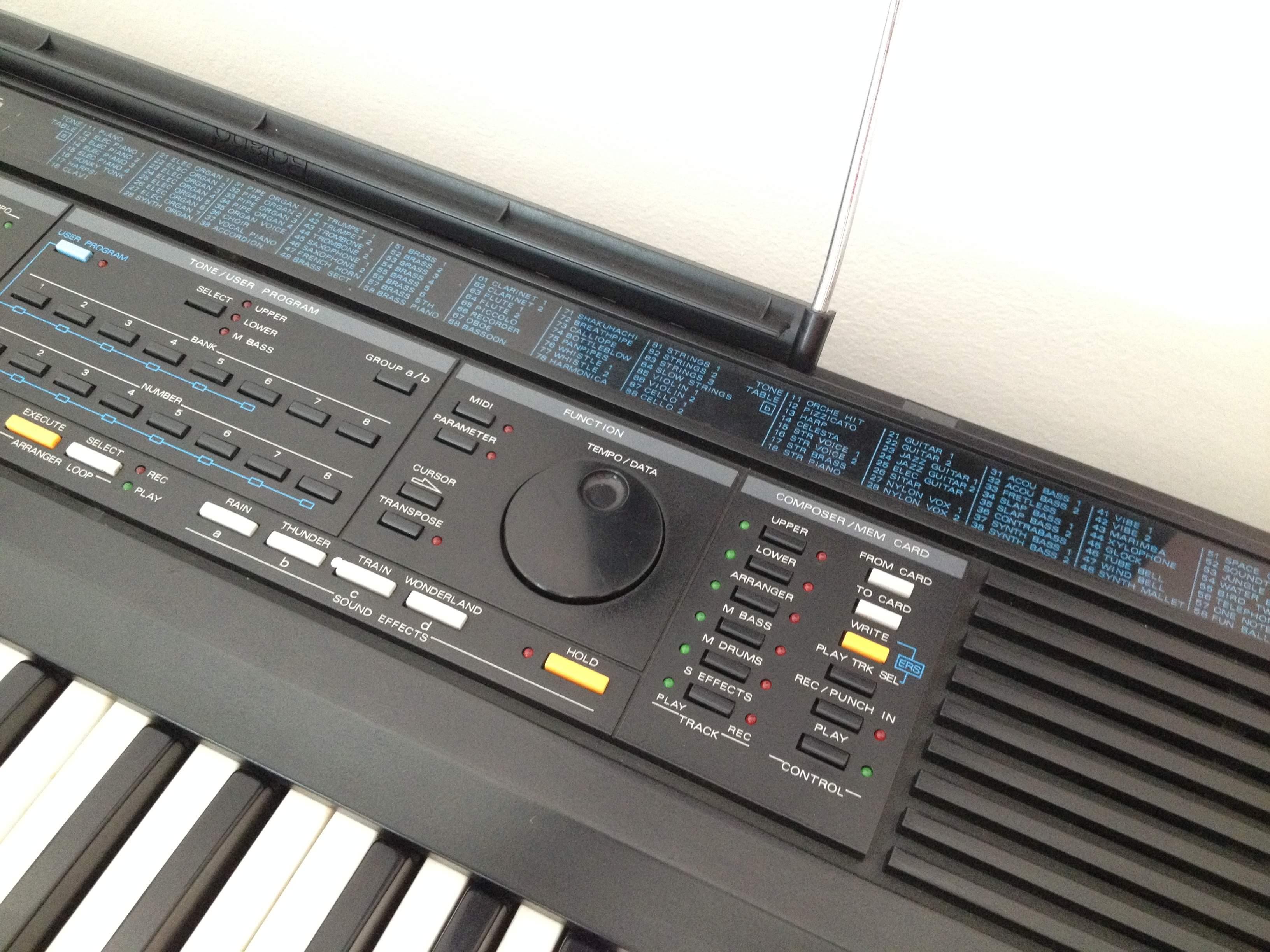 Tastiera Roland E 30 - USATO