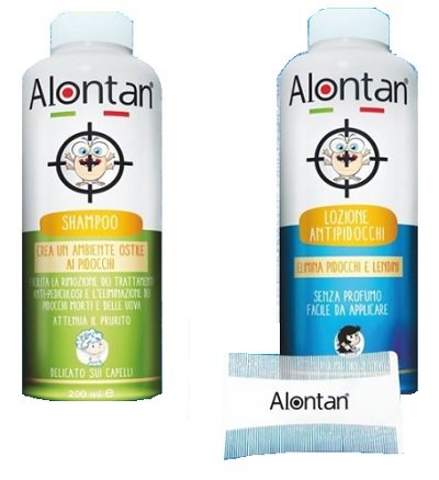 ALONTAN ANTIPIDOCCHI BI-PACK