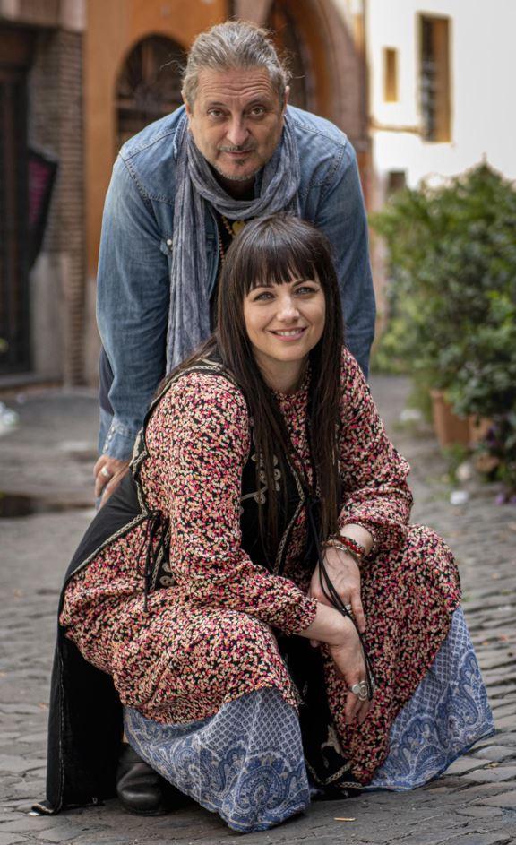 Alberrto Laurenti e Nadia NataliJPG